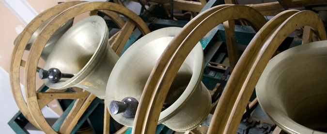 Church Bells – Learn how to Ring!