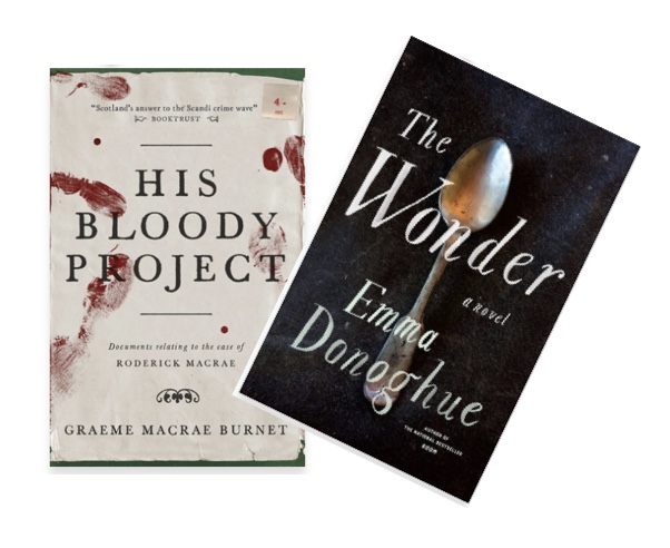 What we thought of the books we read in March