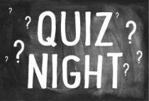 Covington Quiz Night – POSTPONED