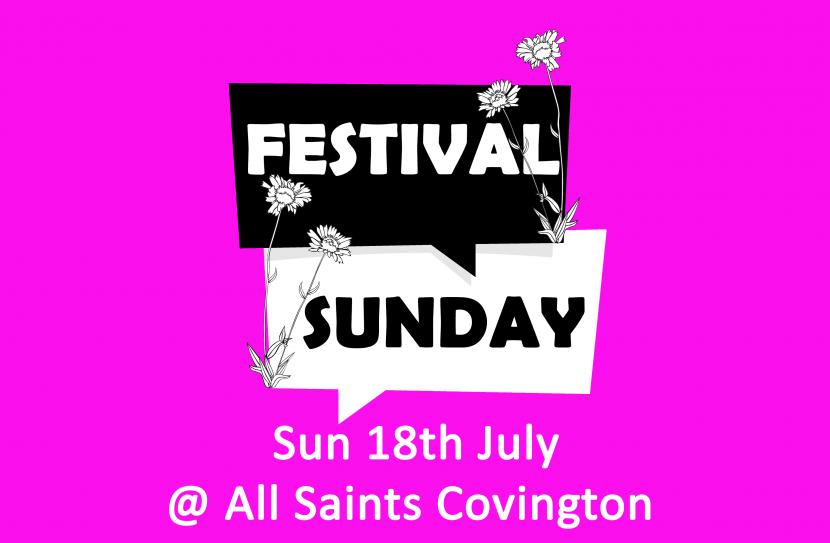 Festival Sunday