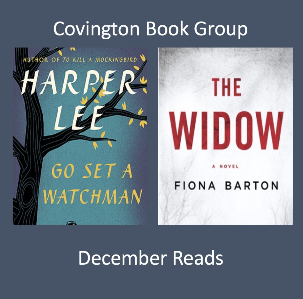 Book Reviews from January Meeting