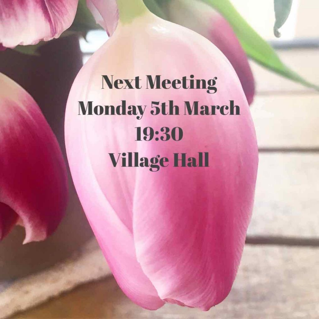 Book Group Meeting – 5 March