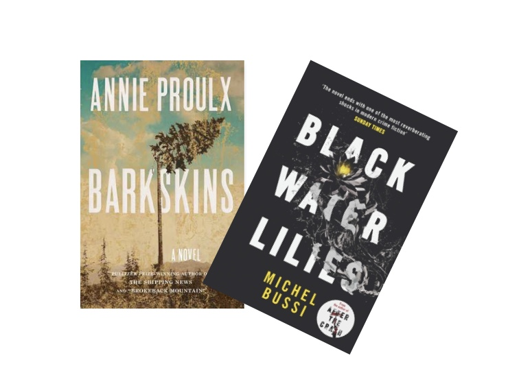 Books we will discuss at our July 2nd meeting