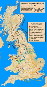 The Roman Army in Britain – Monday 25 February 2019