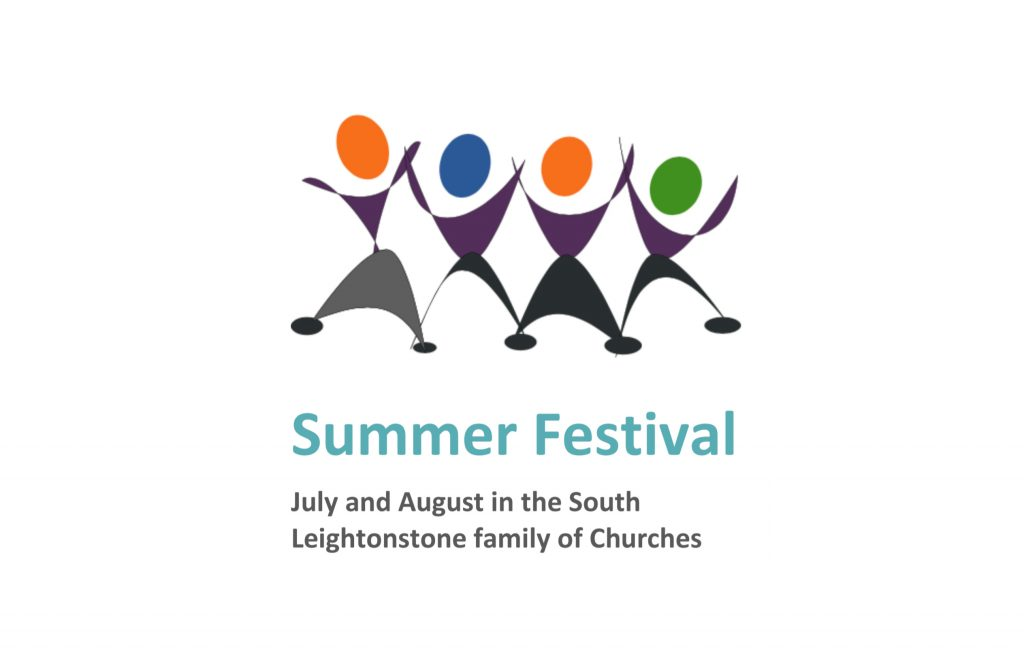 Summer Festival Services 2021