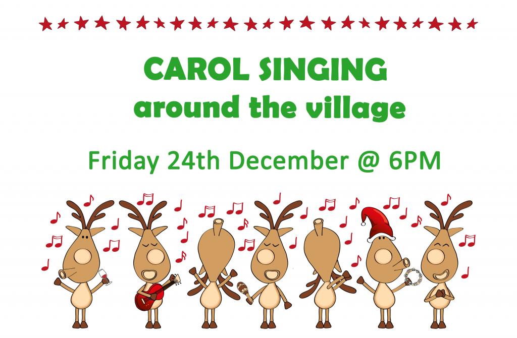 Annual Carol Singing Tour 2021